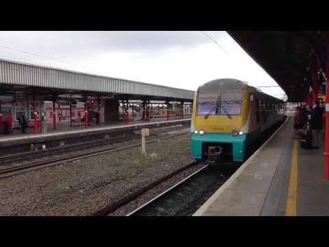 Stockport Railway Station - featuring LMS Coronation 46233 Duchess of Sutherland