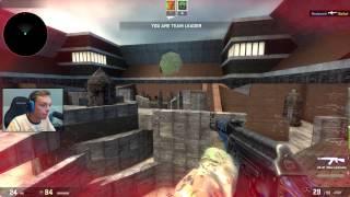 MORO MED LITT GRAVITY JUKS! | Arms Race - CS:GO | Norsk Gaming