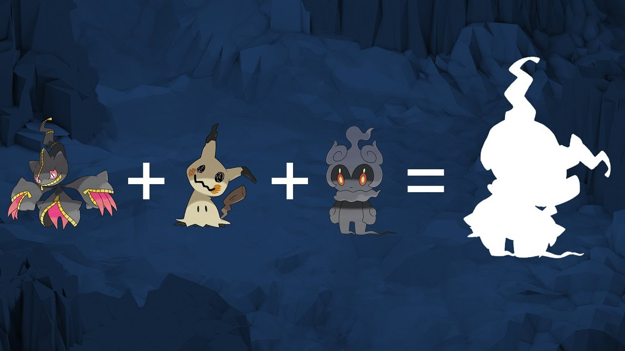 Pokemon fusion requests 109 mega banette mimikyu - Branette pokemon y ...