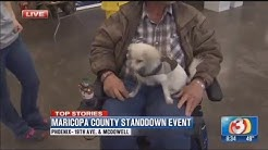 Maricopa County StandDown event helps military vets   azfamilycom 3TV  Phoenix Breaking News Weather