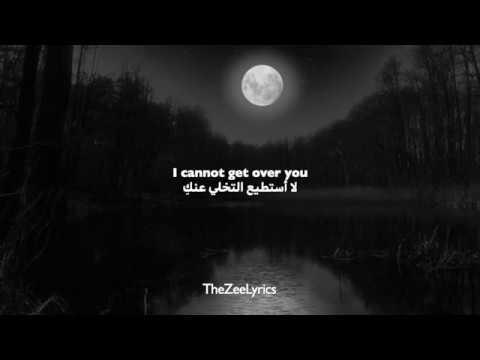 Moonlight - Ali Gatie (Lyrics with arabic subtitle) - مترجمة