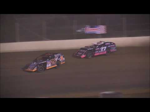 American Modified Series Heat #5 from Florence Speedway, October 22nd, 2016.
