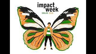 Portrait der Impact Week in Delhi 2019 für die Lufthansa Group, Länge: 9 min