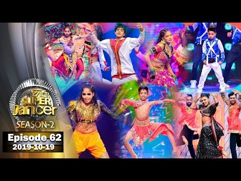 Hiru Super Dancer 2 - 19-10-2019