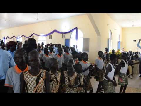 Choir of St Francis of Assis Nyuwa  (Catholic Archdiocese of Juba)