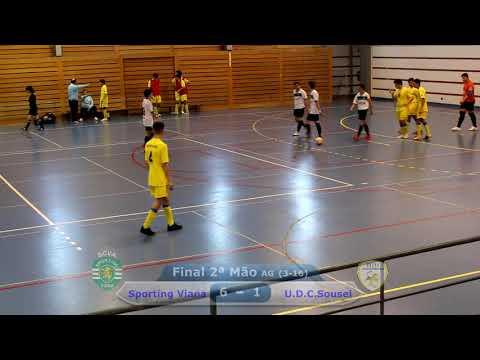 Sporting Viana vs U.D.C.Sousel