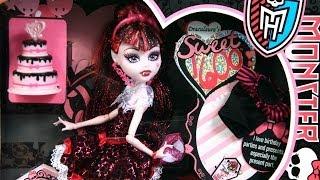 Sweet 1600 / Slodkie 1600 Urodziny Draculaury - Monster High - Mattel - www.MegaDyskont.pl