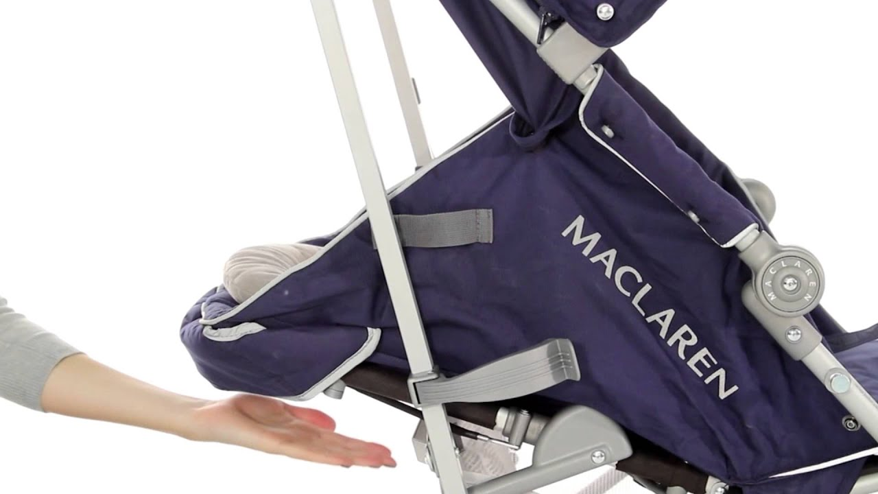 maclaren techno xt pushchair kiddicare youtube