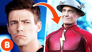 Every Version Of The Flash Ranked