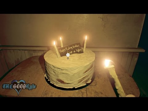 Resident Evil 7: Party Room Puzzle Solution