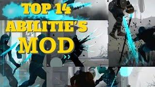 (DARK SKILL)14 SPECIAL ABILITIE'S SHADOW FIGHT 3