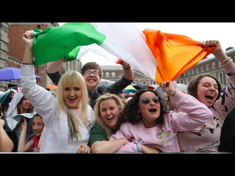 Revolutionäres Referendum: Iren eindeutig für Recht auf Abtreibung