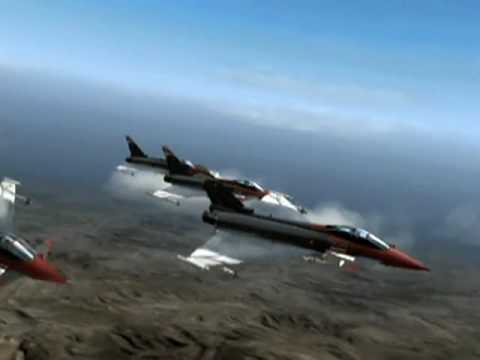 Ace Combat Zero The Belkan War - Trailer E3 2006 - PS2
