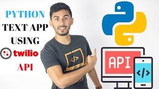 كيفية إنشاء الرسائل النصية بيثون التطبيق باستخدام Twilio API