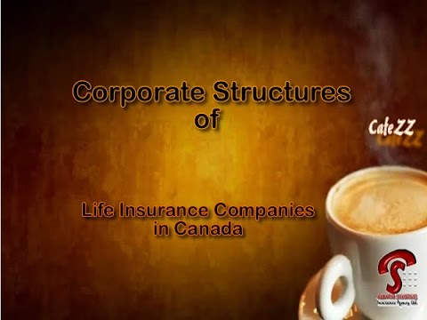 Life Insurance Company Structures
