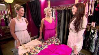 Jess Wright gets new clothes - The Only Way Is Essex