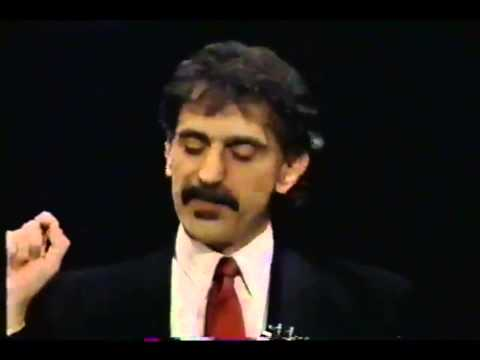 Zappa on Pat Robertson, religion and the Right Wing
