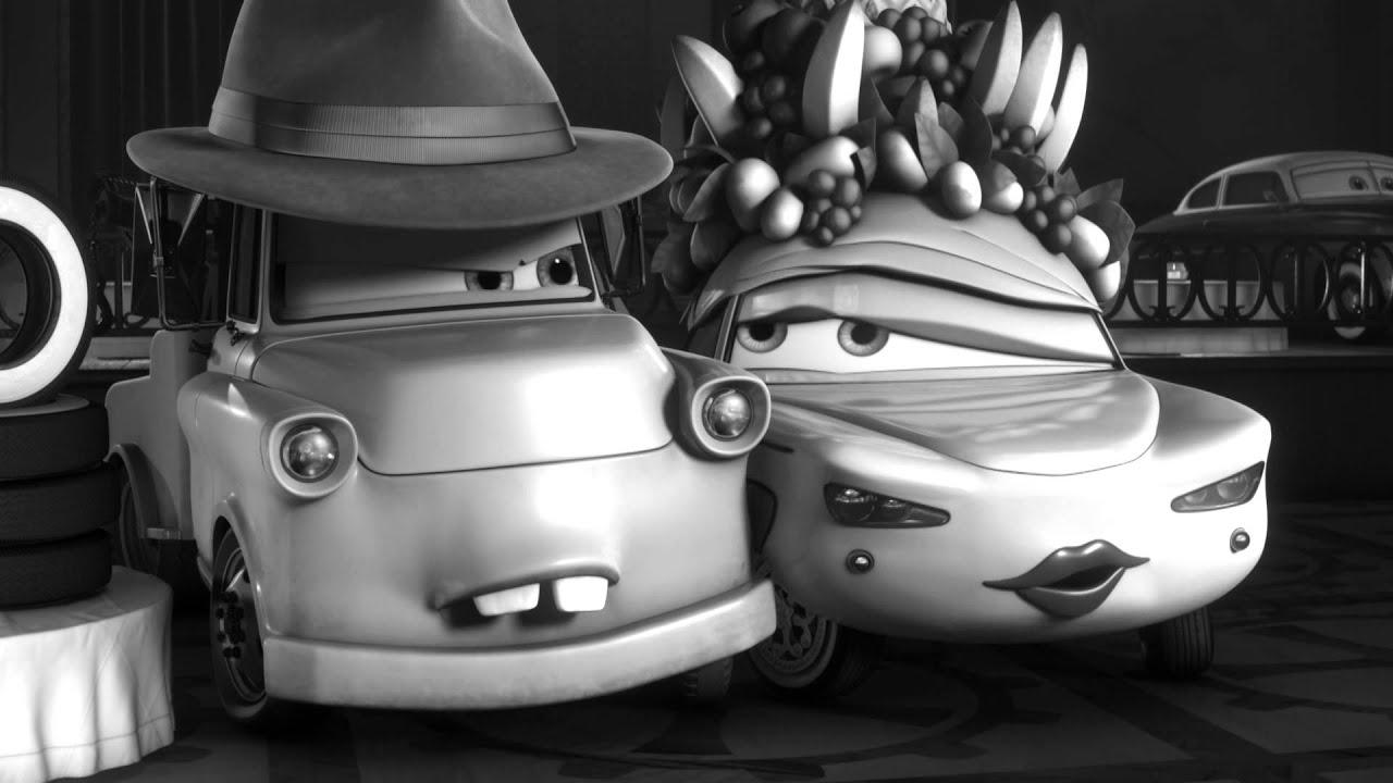 Desene animate cu Masini - Bucsa Pi/Bucsa detectiv particular
