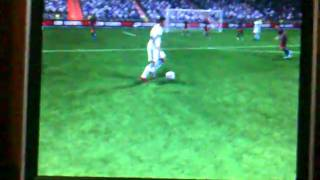 FIFA CR7 skill