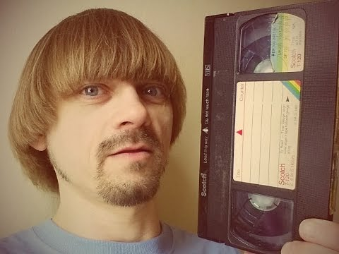 My First Videotape 1982 VHS -(Weird Paul) old vintage vhs tape footage VCR nostalgia