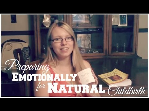Preparing Emotionally for Natural Childbirth {The Pregnant Doula}
