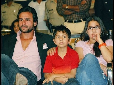 Children and Ex-Wife Attended Saif Ali Khan' s Marriage ...