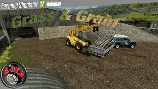 Ripping out the old! | Shamrock Valley by Oxygen David| EP6 | Farming Simulator 17