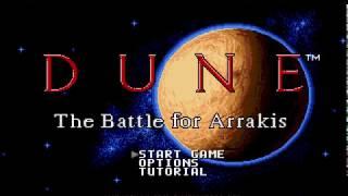 Mega Drive Longplay 468 Dune The Battle For Arrakis Part 2 Of 3 Harkonnen