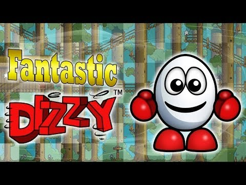 Fantastic Dizzy - Walkthrough