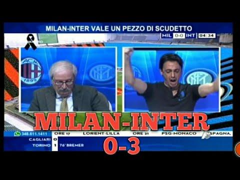 MILAN-INTER 0-3 CON TIZIANO CRUDELI E FILIPPO TRAMONTANA
