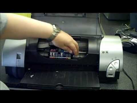 How To Remove The Epson Workforce 840 845 645 545 630 6