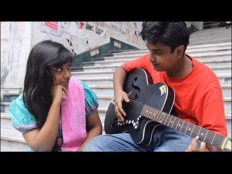 Ahare - Minar Music Video (CSE, University of Dhaka Freshers' Reception '15)
