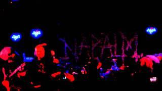 Napalm Death - Lucid Fairytale live in Dublin 2011