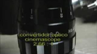 Loading 16mm film in Bell & Howell