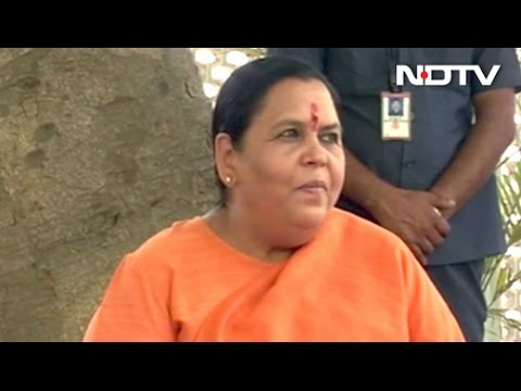 'Ready To Go To jail For Ram Mandir,' Says Uma Bharti