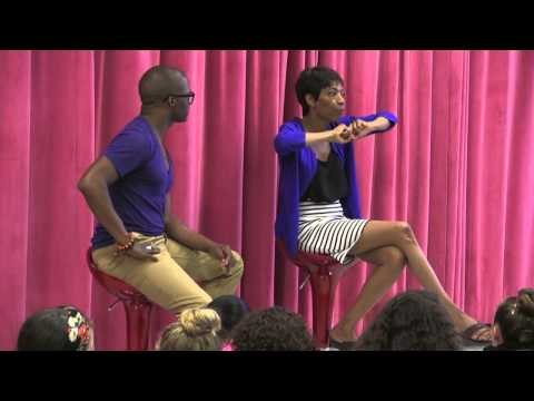 Adriane Lenox on the Difference between Acting for Stage and Film