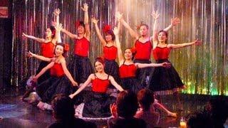 浅草 虎姫一座 昭和歌謡♪ 「エノケン、笠置のヒットソングメドレー」 昭...