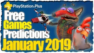 Ps Plus January 2019 Predictions   Ps4 Free Games Lineup January 2019