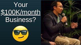 Wie Vorhersagbar ist, Erstellen Sie einen $100K/month Business [Freiberufler, Marketing-Berater, Agentur-Inhaber]