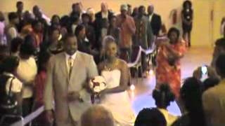 Here comes The Bride   ( Gary & Lawonna Churn)