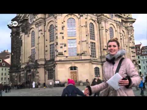 Dresden with a Tourist from Russia | Discover Germany