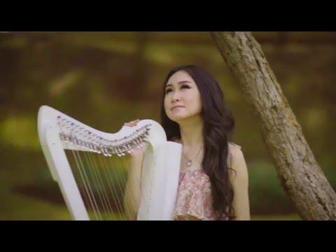 Suara Hati Seorang Kekasih - AADC Vocal and Harp Cover by Angela July