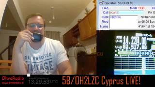 5B/OH2LZC Cyprus 11.9.2019