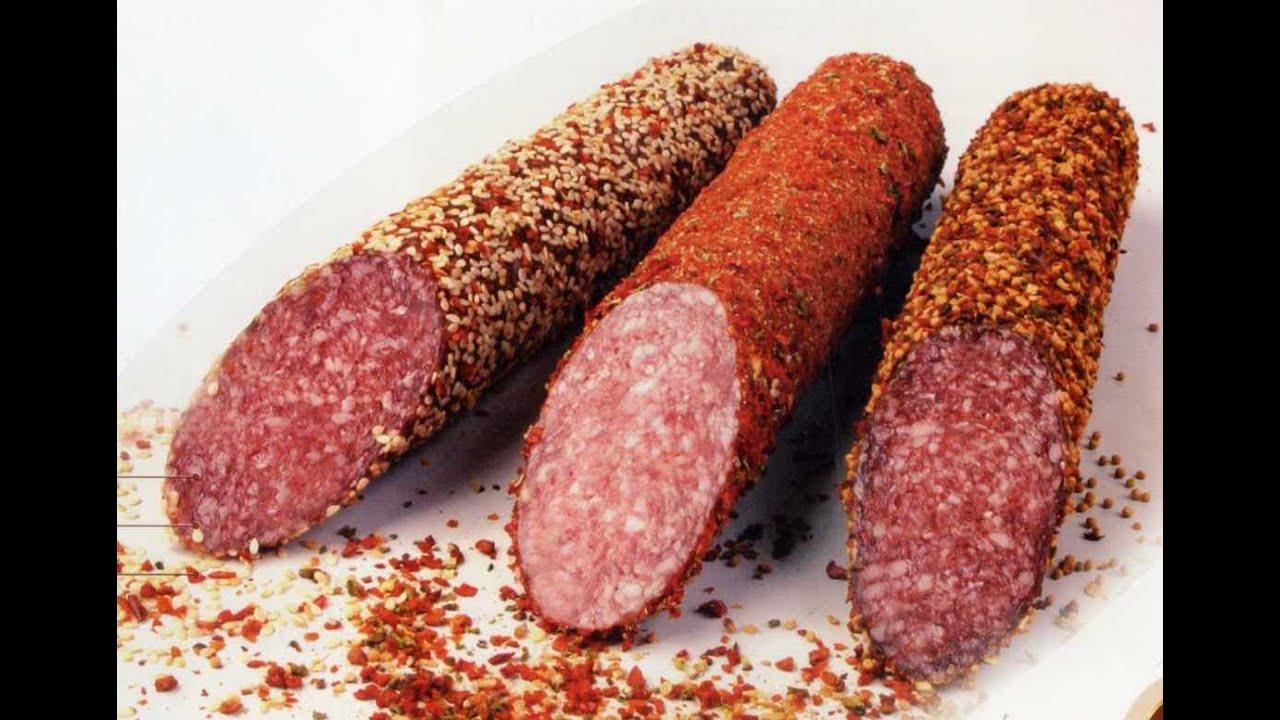 Колбаса в домашних условиях: как приготовить 24