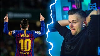 GamerBrother REAGIERT auf LIONEL MESSI - TOP 20 GOALS 😱🔥 | GamerBrother Stream Highlights
