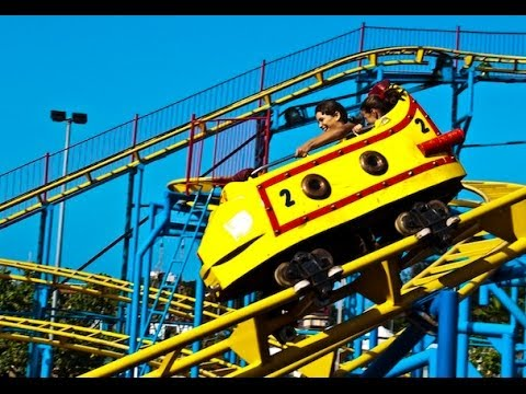 Cuba's Coney Island - La Isla del Coco Amusement park