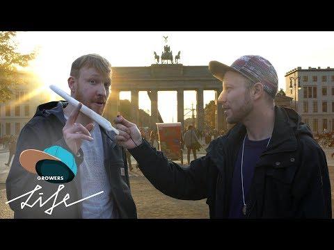 Das denkt BERLIN über CANNABIS!