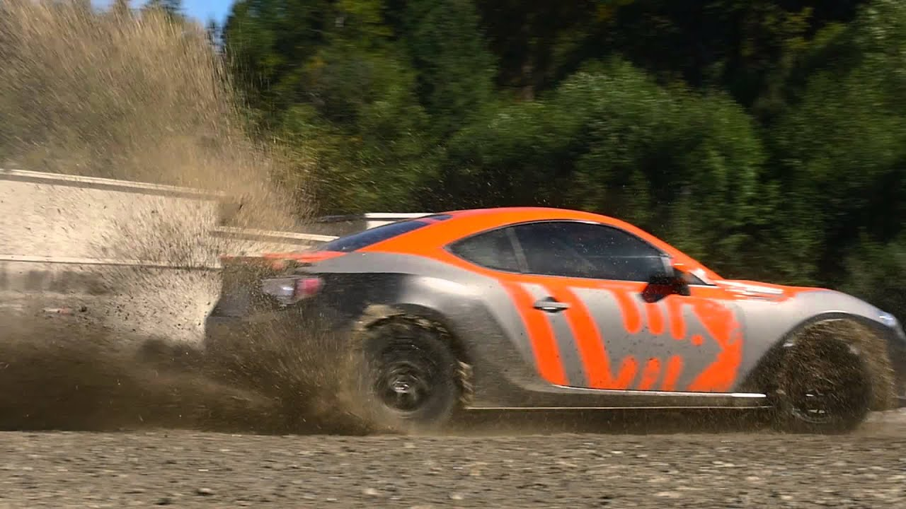 Dirtfish Rally School BRZ Announcement: Short - YouTube