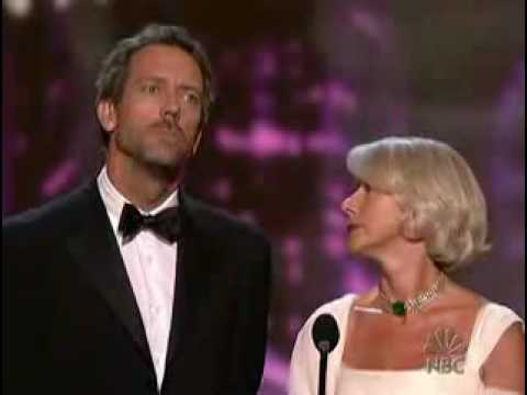 Thumbnail: Hugh Laurie presenting at '06 Emmys