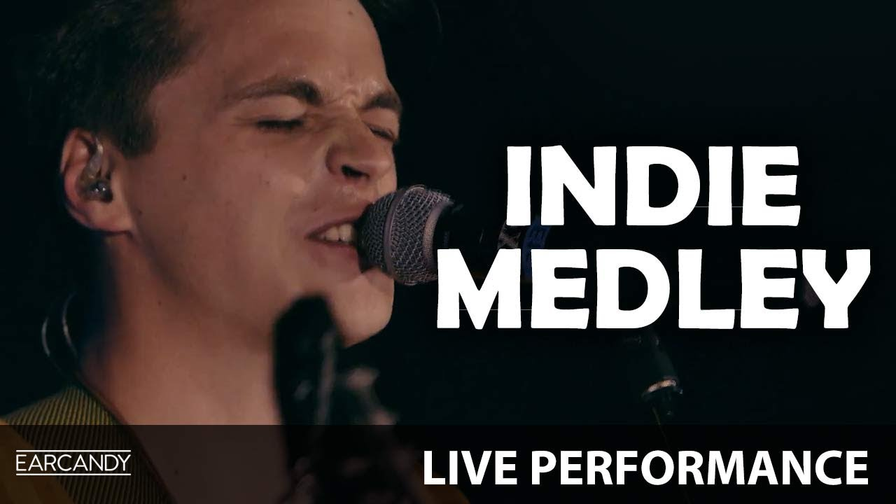 The Indie Heads : Indie Medley (Live Covers)